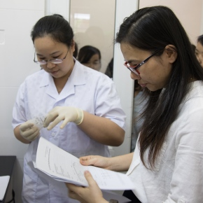 New project on health surveillance of novel respiratory viruses kicks off in Vietnam