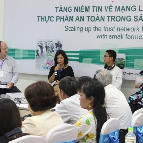 Enhancing trust in the quality and safety of food in Vietnam
