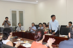 CGIAR Agriculture for Nutrition and Health Program expands collaboration with Vietnam National Institute of Nutrition