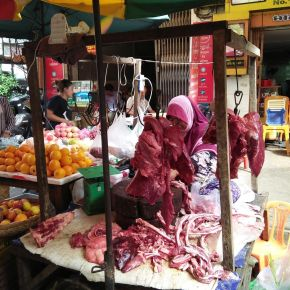 New project to strengthen food safety inCambodia