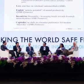 Thai's Prince Mahidol Award Conference addresses emerging infectious diseases and antimicrobialresistance