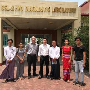 Myanmar and ILRI meetings seek to cement cooperation in livestockdevelopment