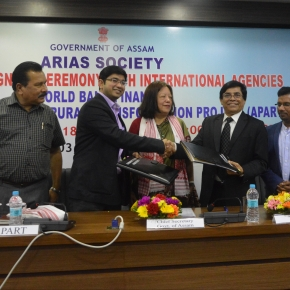Government of Assam and ILRI to work together in rural transformation project