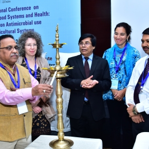 South-South collaboration in tackling antimicrobial resistance inAsia