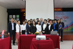 Vietnam partners propose One Health platform to translate research to policy and practice