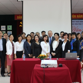 Vietnam partners propose One Health platform to translate research to policy andpractice