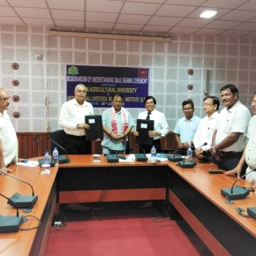 ILRI and India's Assam Agricultural University strengthen their long-term partnership to enhance Assam's livestock sector