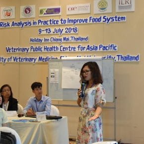 ILRI supports capacity development in addressing emerging infectious diseases in South and Southeast Asia