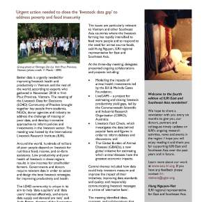 Issue 5 of ILRI East and Southeast Asia Newsletter is now available