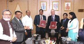 The Indian Council of Agricultural Research and ILRI renew research partnership