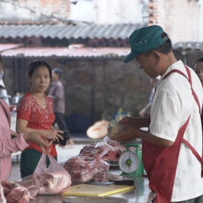 Can COVID-19 spur transformations in food safety in traditional Vietnamese pork value chains?