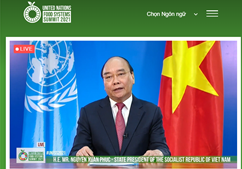 Vietnam joins UN call to transform global food systems as UN Food Systems Summit kicksoff